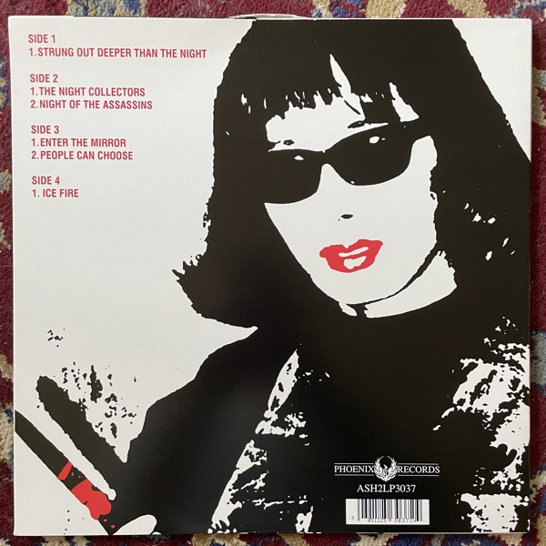LES RALLIZES DENUDES Heavier Than A Death In The Family (Phoenix - UK reissue) (VG+/EX) 2LP