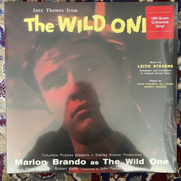 SOUNDTRACK Leith Stevens, Shorty Rogers – The Wild One (DOL - Europe reissue) (SS) LP