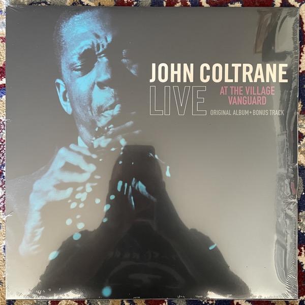 JOHN COLTRANE Live At The Village Vanguard (Vinyl Passion - Europe reissue) (SS) LP