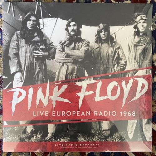 PINK FLOYD Live European Radio 1968 (Cult Legends - Holland original) (SS) LP