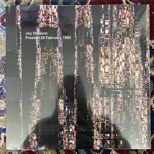 JOY DIVISION Preston, 28 February 1980 (DOL - Europe reissue) (SS) LP
