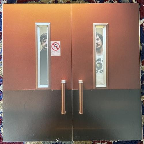 AVANTGARDET På Östkusten Intet Nytt (Self released - Sweden original) (VG+/EX) LP