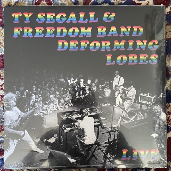 TY SEGALL & FREEDOM BAND Deforming Lobes (Drag City - USA original) (SS) LP