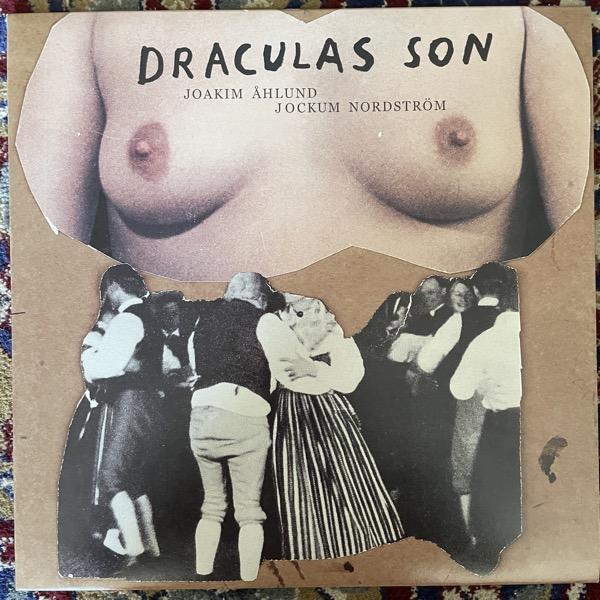 JOAKIM ÅHLUND & JOCKUM NORDSTRÖM Draculas Son (Junk Yard Connections - Sweden original) (NM/EX) LP