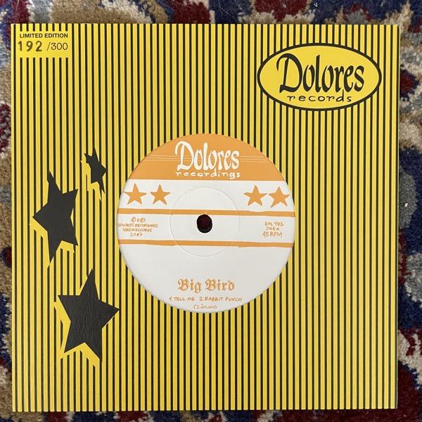 "LES BIG BYRD / BIG BIRD Tell Me (Dolores - Sweden original) (NM/VG+) 7"""