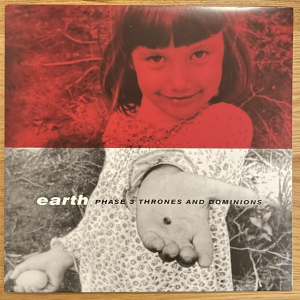 EARTH Phase 3: Thrones And Dominions (Sub Pop - USA 2006 reissue) (EX) 2LP
