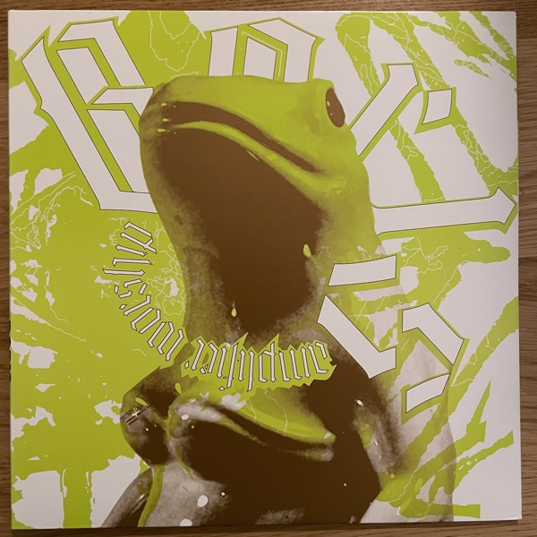 BORIS Amplifier Worship (Southern Lord - USA reissue) (EX) 2LP