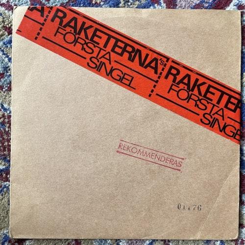 """RAKETERNA Raketernas Första Singel (Mistlur - Sweden original) (VG) 7"""""""