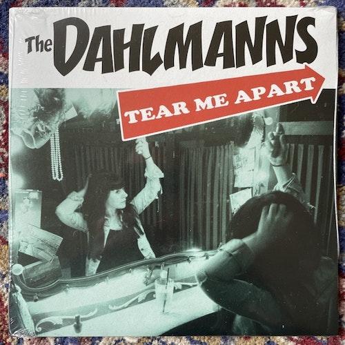 "DAHLMANNS, the Tear Me Apart (Beluga - Sweden original) (SS) 7"""