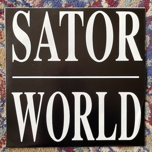 "SATOR World (Radium 226.05 - Sweden original) (EX) 7"""