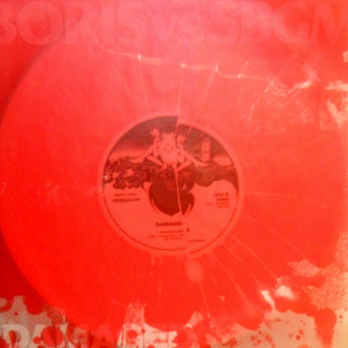 "BORIS Vs. SBGM Damaged (Diwphalanx - Japan original) (EX) PIC 10"" EP"