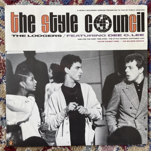 """STYLE COUNCIL, the FEATURING DEE C. LEE The Lodgers (Polydor - UK original) (EX/VG+) 7"""""""