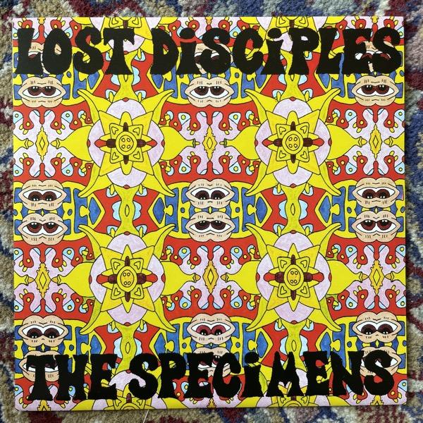 """LOST DISCIPLES / THE SPECIMENS Split (Human Bretzel - France original) (EX) 7"""""""