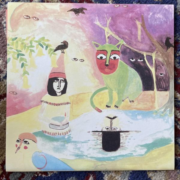 "JACUZZI BOYS Island Ave. (Green vinyl) (HoZac - USA original) (EX) 7"""