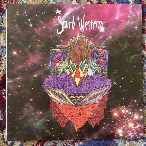 "SMITH WESTERNS Irukandji (Red vinyl) (HoZac - USA 2nd press) (EX) 7"""