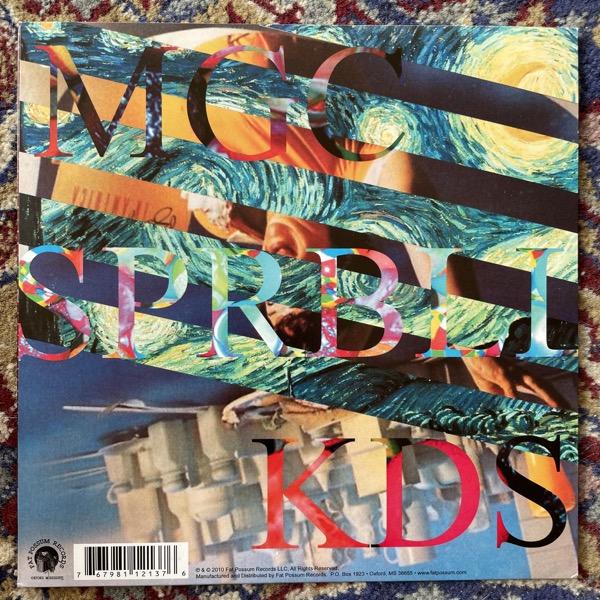 """SMITH WESTERNS / MAGIC KIDS Imagine, Pt. 3 / Superball (Fat Possum - USA original) (EX) 7"""""""