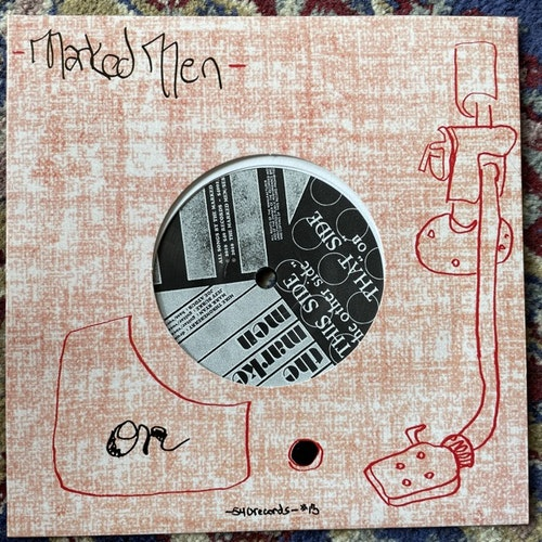 """MARKED MEN, the On / The Other Side (540 - USA original) (EX) 7"""""""