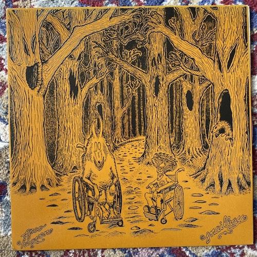 "SNAILBOY Spoo Heaven (Purple vinyl) (Sympathy For the Record Industry - USA original) (EX) 7"""