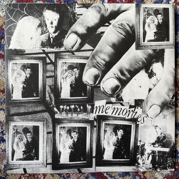 "PIL (PUBLIC IMAGE LTD) Memories (Virgin - UK original) (VG+) 7"""