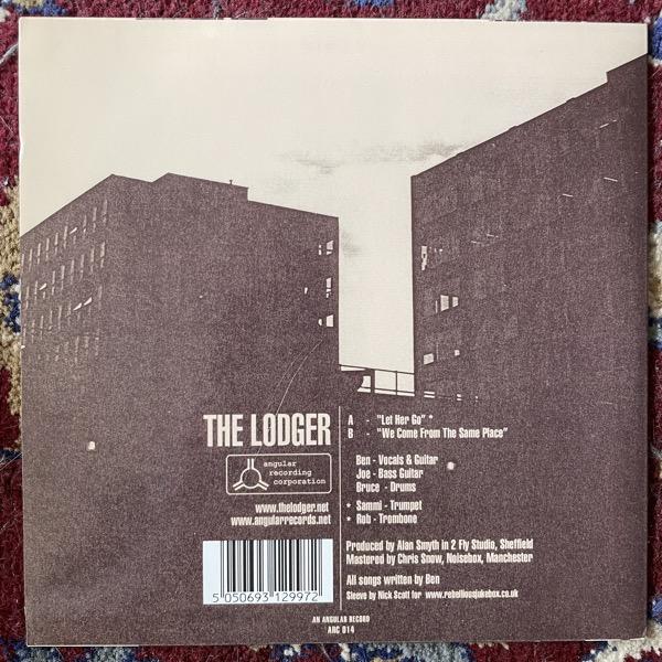 "LODGER, the Let Her Go (Angular - UK original) (EX) 7"""