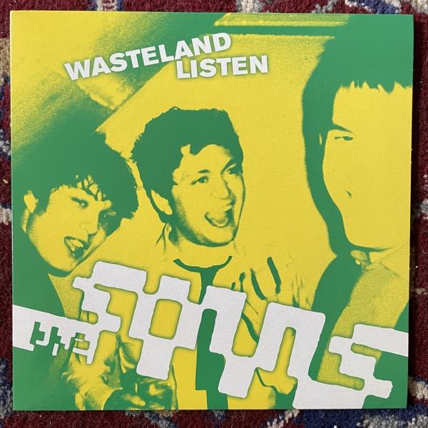 "SOULS, the Wasteland (White vinyl) (Velocity - UK original) (NM/EX) 7"""
