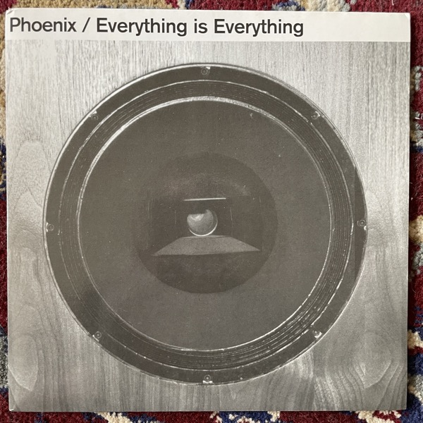 "PHOENIX Everything Is Everything (Source - Europe original) (EX) 7"""