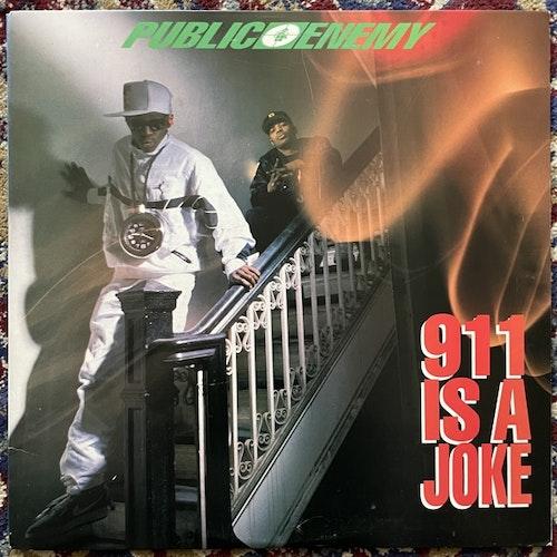 "PUBLIC ENEMY 911 Is A Joke (Def Jam - USA original) (VG+) 12"""