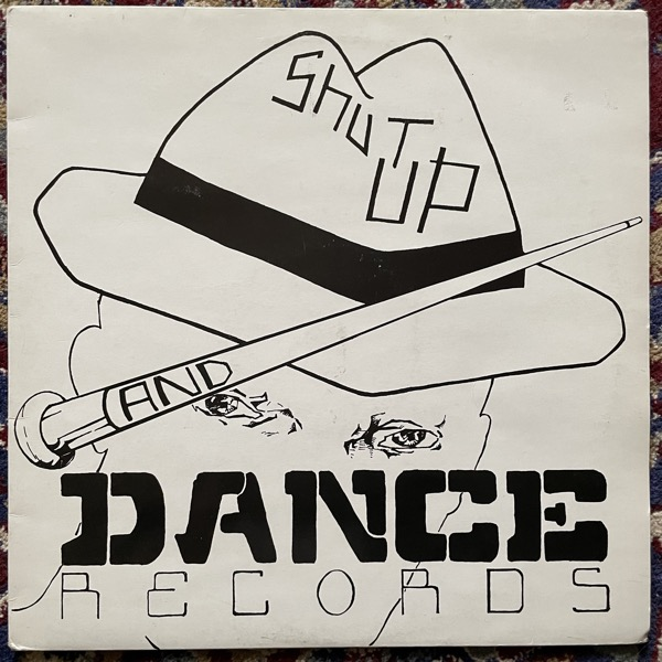 """SHUT UP AND DANCE Twenty Pounds To Get In (Shut Up And Dance - UK original) (VG+/VG) 12"""""""