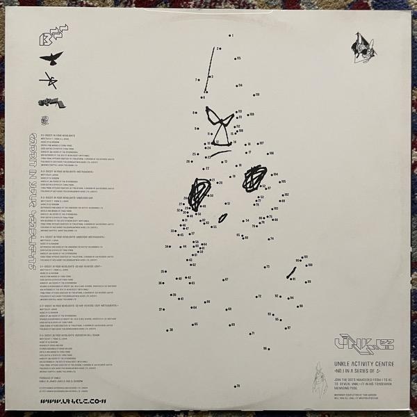 "UNKLE Rabbit In Your Headlights (Mo Wax - UK original) (VG+/EX) 12"" EP"