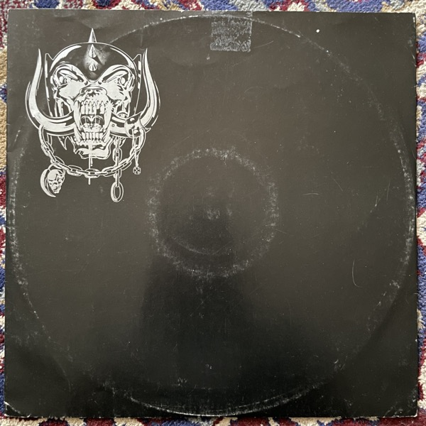 "MOTÖRHEAD Killed By Death (Bronze - UK original) (VG/VG+) 12"""