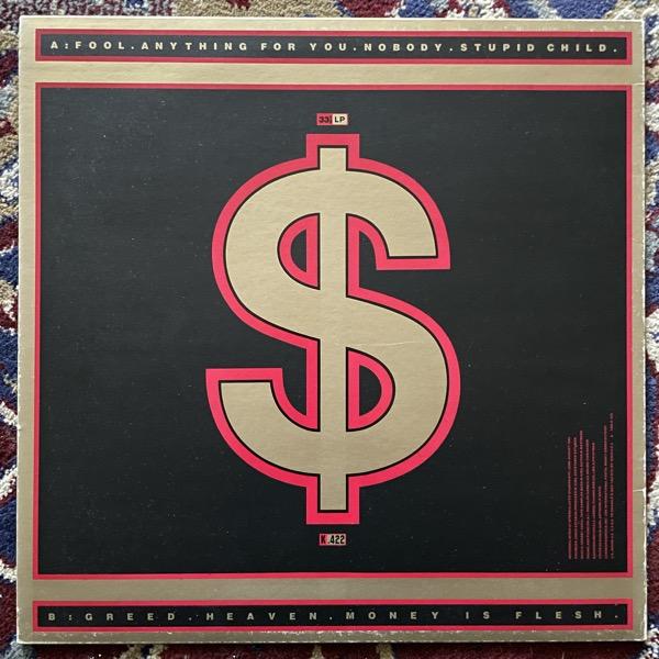 SWANS Greed (K.422 - UK original) (VG+) LP