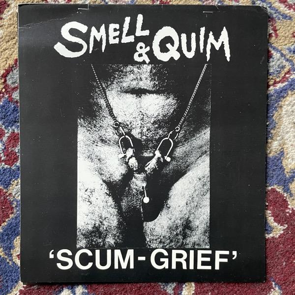 """SMELL & QUIM Scum-Grief (Flaccid House - UK original) (VG+) FLEXI 7"""""""