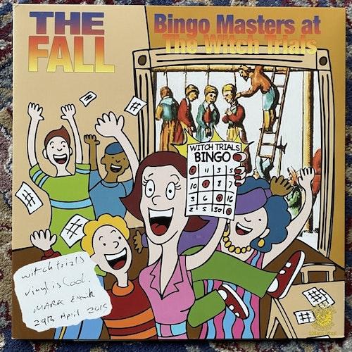 FALL, the Bingo Masters At The Witch Trials (Orange vinyl) (Dandelion - UK original) (EX) LP