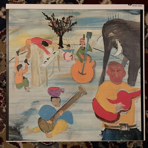 BAND, the Music From Big Pink (Capitol - USA 2017 reissue) (EX) LP