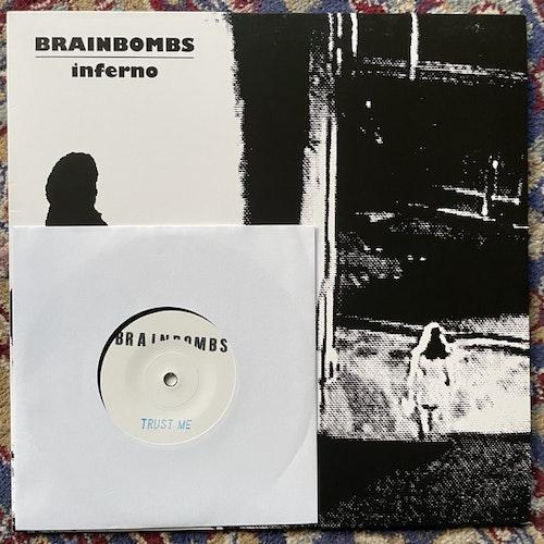 """BRAINBOMBS Inferno (Skrammel - Sweden original) (EX/NM) LP+7"""""""