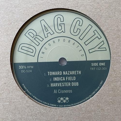 """AL CISNEROS Toward Nazareth (Drag City - USA original) (NM) 12"""" EP"""