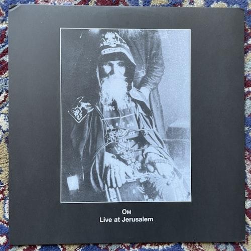 OM Live At Jerusalem (Southern Lord - USA original) (VG+/EX) LP
