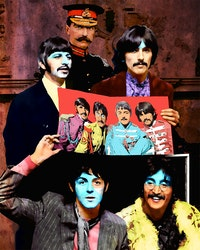 BEATLES - Sgt Pepper #102