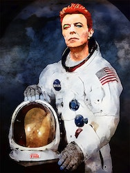 DAVID BOWIE - Major Tom