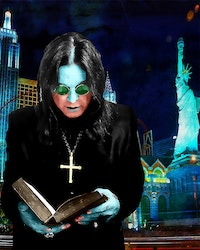 OZZY - Prince of Darkness