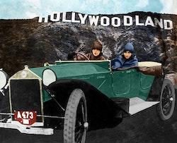 GRETA GARBO - Hollywoodland