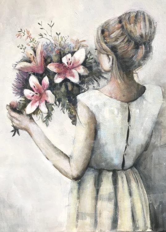 Kom liljor och akvileja