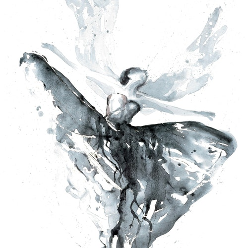 Fly with the wings of love