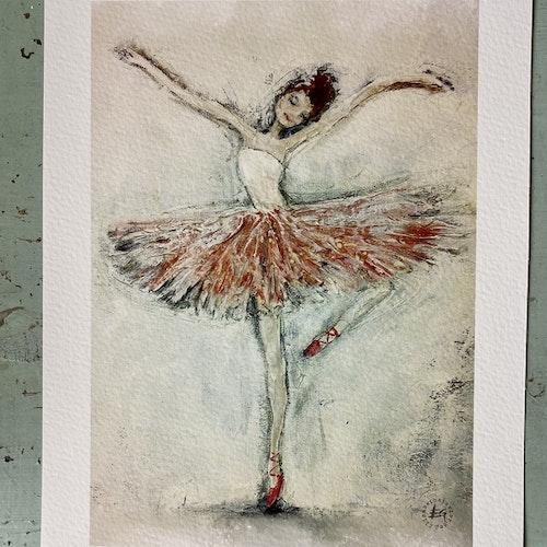 Prima ballerina a4