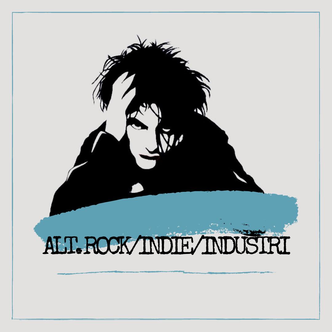 ALT. ROCK/INDIE/INDUSTRI - Sjokk Rock