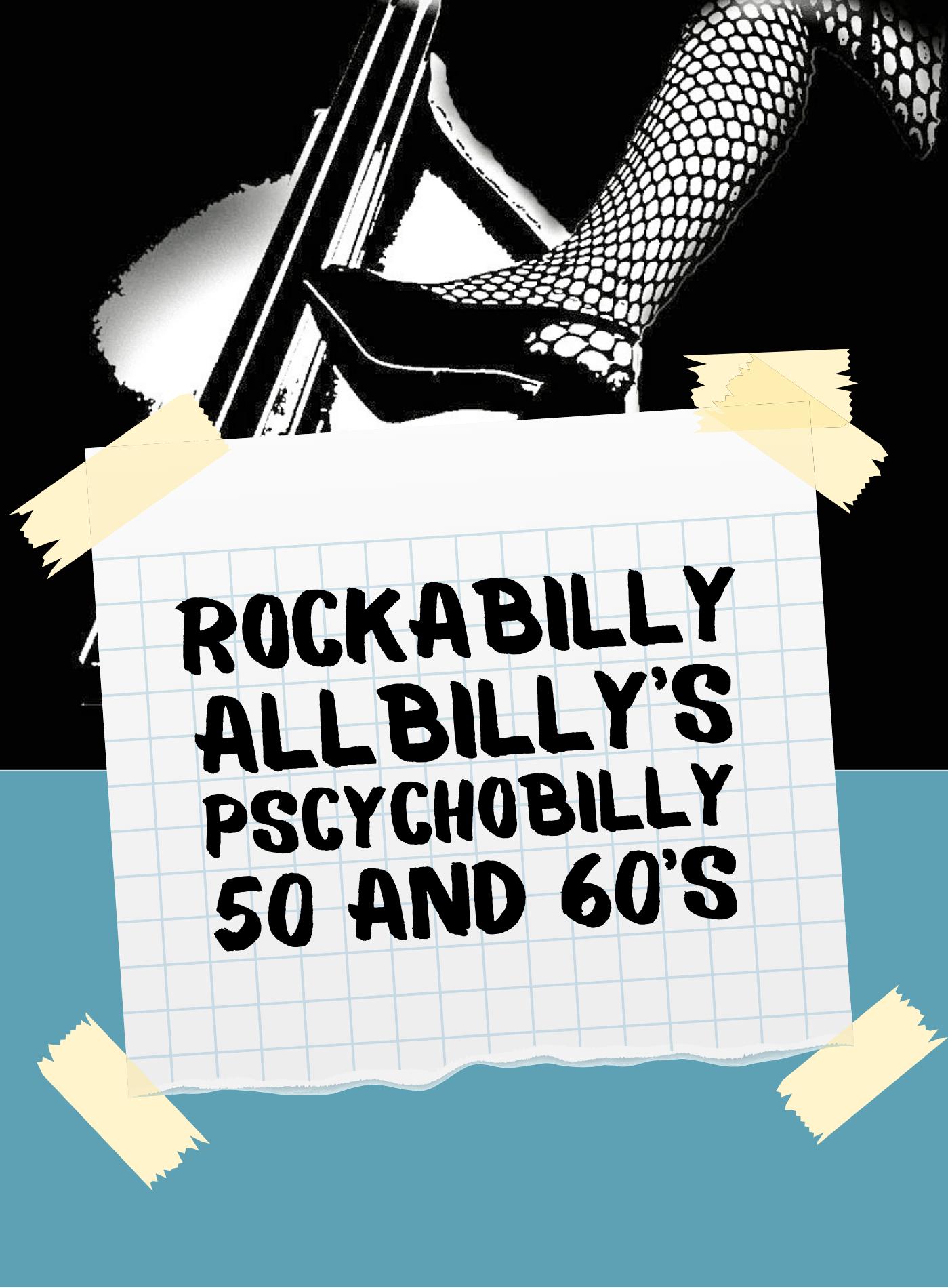 ALLBILLY'S - Sjokk Rock