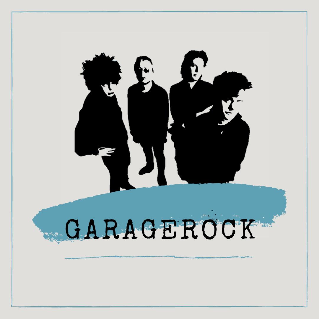 GARAGEROCK  - Sjokk Rock