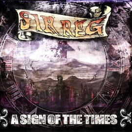 Sir Reg ‎– A Sign Of The Times Lp