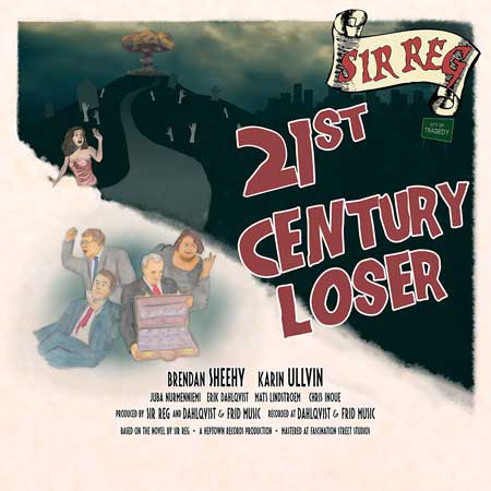 Sir Reg ‎– 21st Century Loser Cd