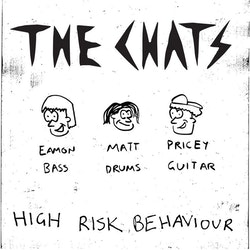 Chats, The - High Risk Behaviour Cd